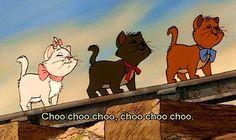 the aristocats! one of my favorite movies. Disney Pixar, Walt Disney, Disney And Dreamworks, Disney Love, Disney Magic, Disney Characters, Chats Disney, Disney Cats, The Aristocats