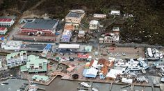 Hurricane Irma sowed a trail of deadly devastation through the Caribbean Atlantic Hurricane, Water Spout, Nasa Images, Storm Surge, Natural Man, Cape Verde, Saint Martin, Us Politics, Story Video