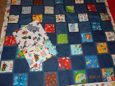 Playmat Set - Dr Seuss Blue