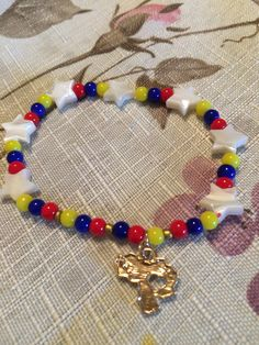 Beaded Necklace, Beaded Bracelets, Jewelry, Necklaces, Venezuela, Colombia, Bracelet Designs, Jewellery Making, Jewerly
