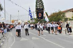 Την εθνική επέτειο της 28ης Οκτωβρίου 1940 τιμά σήμερα η πόλη και επαρχία Λάρνακας
