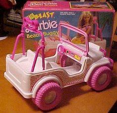 barbie beach jeep - Google Search