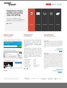 Webdesign / User Interface > Shabbir Hossain