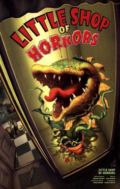 'Little Shop of Horrors' back open for business AGAIN?! Say it isn't so!