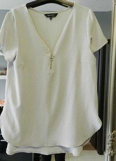 Kup mój przedmiot na #vintedpl http://www.vinted.pl/damska-odziez/tuniki/14380963-new-look-tunika-oversize-z-zameczkiem-l