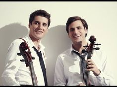 ▶ 2CELLOS - Every Breath You Take - YouTube 2CELLOS= Luka Sulic and Stjepan Hauser