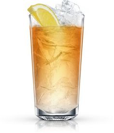 Absolut Pears with Ice Tea - 3 parts iced tea, 1 part absolut pear vodka