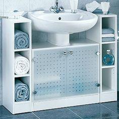 reformar mi baño pequeñoo pequeño | Decorar tu casa es facilisimo.com #decoracionbaños