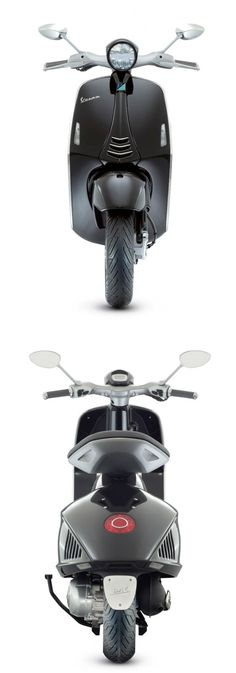 Vespa 946 Scooter by Piaggio | Inspiration Grid | Design Inspiration