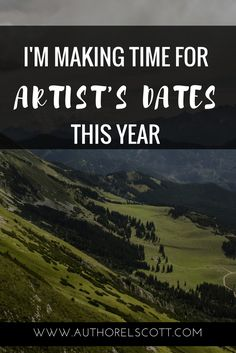 """The Artist Date is a once-weekly, festive, solo expedition to explore something that interests you...Artist Dates fire up the imagination. They spark whimsy. They encourage play. Since art is about the play of ideas, they feed our creative work by replenishing our inner well of images and inspiration."""