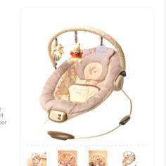 I wish the Disney company had this when my first was born. Had a Winnie the Pooh theme nursery