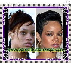 parecidos con famosos modelo brasile241a adriana lima