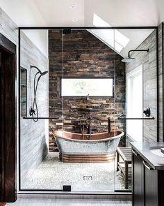 Via helpmebuild #bathroom #bathtub #baderom #interior_delux