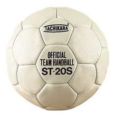 "Tachikara ST20S ""Grippy"" Official Size Team Handball (Women's) by Tachikara. Save 11 Off!. $28.56"