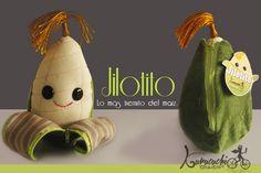 Jilotito es lo más tierno del maíz. El arte simula la naturaleza, no la altera, di no al maíz transgénico. Pedidos kurucuchi@gmail.com