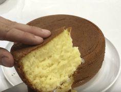 Gente esse é o bolo de 5 ingredientes super fofinho que vem fazendo sucesso no mundo todo! - Receitas e Dicas Atuais