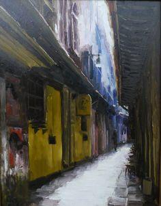"""Venice Alley"""
