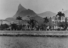 EMBAIXADA DA FRANÇA - PRAIA DO FLAMENGO, 1937