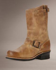 Womens Engineer 12R Boot - Sand