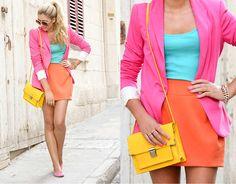 My wardrobe is missing a pink blazer