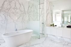 DAVID HICKS . Melbourne . Toorak Residence 6 . Bathroom Interior