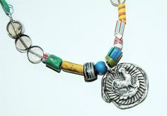 Rooster Necklace Eco friendly recycled Fine by codysanantonio, $115.00