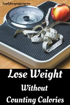 Simple ways to kickstart your weight loss and peel off a few pounds. #loseweight, #weightloss, #getfit, #gethealthy, #healthgoals, #eatinghealthy, #loseweightfeelgreat #fitnessgoals #weightlossgoals #SimplyAmazingLiving