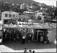 Kınalıada İskelesi - 1977 Istanbul, Street View, History, World, Pictures, Historia, The World