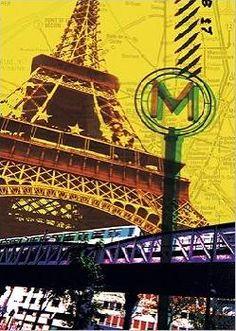 Paris Tour Eiffel...reépinglé par Maurie Daboux ◡ً❤