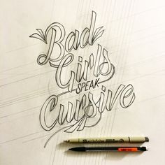 Work by @elvisphreshly #typography #betype #lettering...