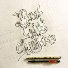 Work by @elvisphreshly #typography #betype #lettering...