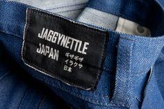 Jaggy Nettle Japan Selvedge Jeans @ jaggynettle.com