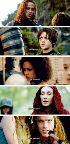 Valar Morghulis ~ Game of Thrones