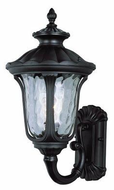 Trans Globe Lighting 5911 BK 18-3/4-Inch 1-Light Outdoor Medium Up Wall Lantern, Black by Trans Globe Lighting. $143.82. From the Manufacturer                Trans Globe Lighting 5911 BK 18-3/4-Inch 1-Light Outdoor Medium Up Wall Lantern, Black                                    Product Description                5911 BK Features: -Wall lantern.-Water glass.-UL listed. Construction: -Cast aluminum construction. Color/Finish: -Black finish. Specifications: -Accommod...