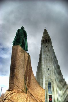 Hallgrimskirkja Church, Iceland