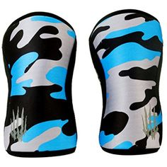 Bear KompleX Knee Sleeves (SOLD AS A PAIR of 2) for Cross training, weightlifting, wrestling, basketball, squats, and more. Compression sleeves come in 5mm and 7mm thickness and multiple colors -- See this great product. (This is an affiliate link)
