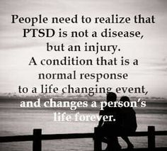 PTSD quote #CPTSD