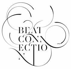 Merchandise Paradise : Beat Connection — Designspiration