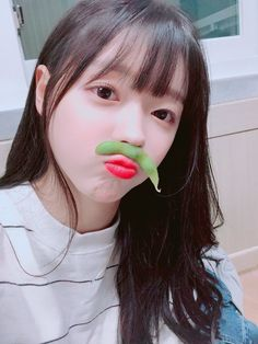 Oh My Girl | YoA Kpop Girl Groups, Kpop Girls, Oh My Girl Yooa, Punch In The Face, Golden Child, Girl Bands, Female Singers, Korean Actresses, Videos Funny