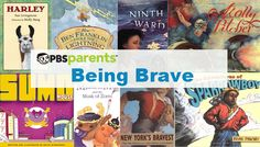 Being brave is hard. But it's also empowering! This book list can help young children learn to acknowledge and conquer their fears.