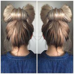 •Hair bow• #shirlbraids #hairbow #inspire #cute #style #stylist #hair #hairart #longhair #longhairdontcare #inspiration #hairstylist #hairstyles #braidideas #bow #hairup #updo #updohairstyle #hairinspiration #hairstyling #haircolor #hairfashion #haironfleek #styling