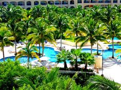 The Swimming Pool / La Alberca :)  #RivieraMaya #allinclusive #resort