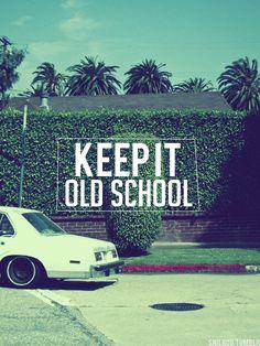 Way back.