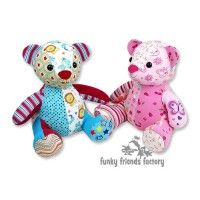 Melody Memory Bear Keepsake Toy