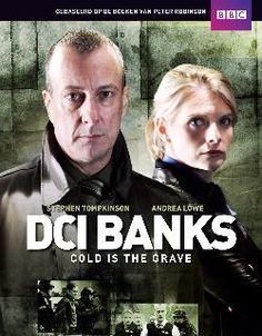 DCI Banks, Cold is the Grave. Nieuwste release van DCI Banks.