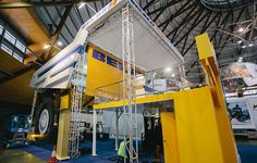 ExpoNet Custom Exhibition Stand and Special Projects Belaz