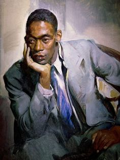 'Young Man in Blue Suit', c. 1930 by Alice Kent Stoddard (American, 1884-1976). http://wallpapers.bassq.nl/Art/Fine%20Art/Fine%20Art%20-%20African%20Heritage/slides/Young%20Man%20in%20Blue%20Suit,%20Alice%20Kent%20Stoddard.html