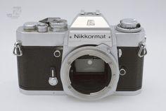 Nikkormat EL Body only / Defekt / Fotokamera Analog / Vintage / Nikon in Foto & Camcorder, Analoge Fotografie, Analogkameras | eBay - cyan74.com vintage & pop culture