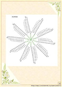 The Book of Crochet Flowers 1_39 (494x700, 180Kb)