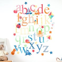 Decowall DA1503 Animal Alphabet And Numbers Tree Peel Stick Nursery Wall  Decals Stickers    Check This Awesome Product By Going To The Link At Theu2026 Part 89